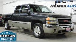 2003 GMC Sierra 1500 SLE
