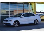 2016 Volkswagen Jetta Hybrid SEL Premium