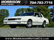 1983 Chevrolet Monte Carlo Base