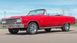 1964 Chevrolet Malibu Chevelle SS Highly Optioned | 327 V8 4-Speed