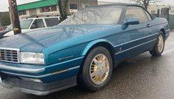 1993 Cadillac Allante Base