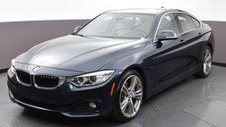 2017 BMW 4 Series 440i Gran Coupe