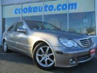 2007 Mercedes-Benz C-Class C 350 Luxury 4MATIC