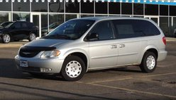 2003 Chrysler Town and Country LX Family Value