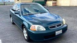 1998 Honda Civic EX