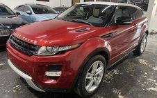 2012 Land Rover Range Rover Evoque Coupe Dynamic