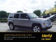 2016 Jeep Patriot LATIT