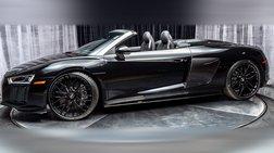 2018 Audi R8 5.2 quattro V10 Spyder
