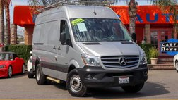 2016 Mercedes-Benz Sprinter Cargo 3500