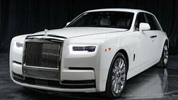 2019 Rolls-Royce Phantom Base