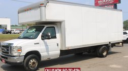 2013 Ford E-Series Chassis E 450 SD 2dr Commercial/Cutaway/Chassis 158 176 in. WB