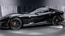 2019 Ferrari 812 Superfast Coupe MATTE BLACK FORGED RACING WHEELS! ONLY 300 M