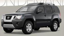 2011 Nissan Xterra X Sport Utility 4D