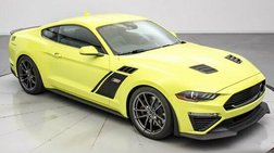2021 Ford Mustang Roush Stage 3 Supercharged 750 HP Cooling Pkg