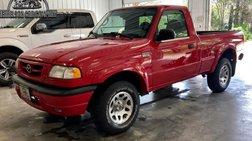 2001 Mazda B-Series Truck B3000 SE