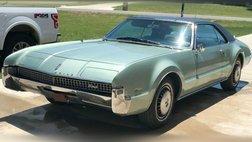 1967 Oldsmobile Toronado 1967 OLDSMOBILE TORONADO DELUXE