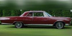 1964 Pontiac Bonneville Chrome