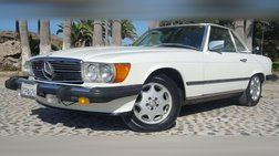1983 Mercedes-Benz 380-Class 380 SL