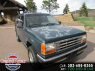 1993 Ford Explorer Eddie Bauer