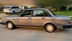 1990 Volvo 240 Base