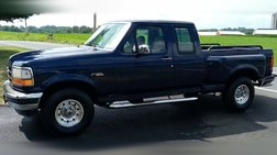 1995 Ford F-150 Flareside Mark iii