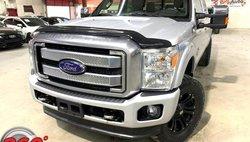 2014 Ford Super Duty F-350 Platinum