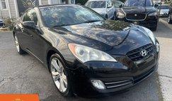 2010 Hyundai Genesis Coupe 3.8 Coupe 2D