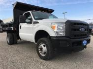 2015 Ford Super Duty F-350 XL