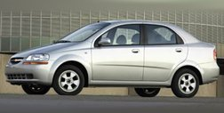 2006 Chevrolet Aveo Special Value