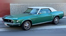 1969 Ford Mustang M Code 351 Cold AC *Marty Report
