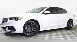2020 Acura TLX SH-AWD V6 w/Tech w/A-SPEC