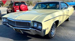 1968 Buick Skylark 2dr Cpe Custom SJ