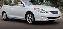 2005 Toyota Camry Solara SLE V6