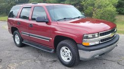 2004 Chevrolet Tahoe Commercial