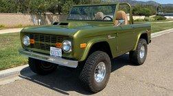 1974 Ford Bronco Sport