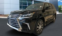 2021 Lexus LX 570 Two-Row