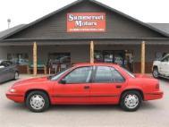 1992 Chevrolet Lumina Euro