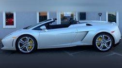 2013 Lamborghini Gallardo LP 550-2 Spyder