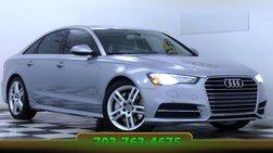 2016 Audi A6 2.0T Premium