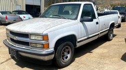 1997 Chevrolet C/K 1500 Reg. Cab W/T 6.5-ft. bed 2WD