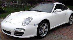 2010 Porsche 911 Targa 4