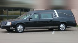 2005 Cadillac DeVille Funeral Coach Hearse