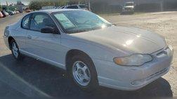 2004 Chevrolet Monte Carlo LS