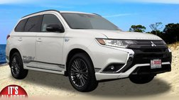 2021 Mitsubishi Outlander PHEV LE