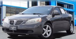 2006 Pontiac G6 Base