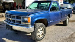 1994 Chevrolet C/K 2500 HD Reg. Cab 8-ft. Bed 4WD