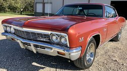 1966 Chevrolet Caprice Numbers Matching