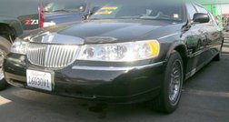 2000 Lincoln Town Car Executive