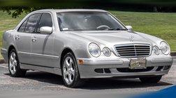2002 Mercedes-Benz E-Class E 430 4MATIC
