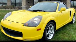 2002 Toyota MR2 Spyder Base